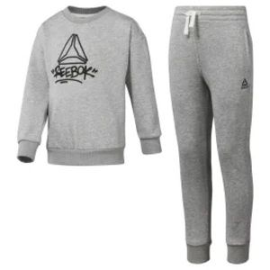 REEBOK KID ESSENTIALS FRENCH TERRY TRACKSUIT 5/6